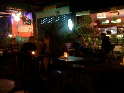 タイ・アユタヤでの食事11