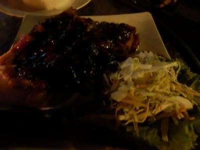 タイ・アユタヤでの食事12