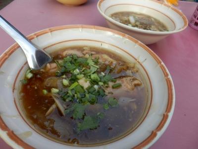 タイ・アユタヤでの食事15