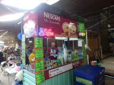 タイ・アユタヤでの食事19