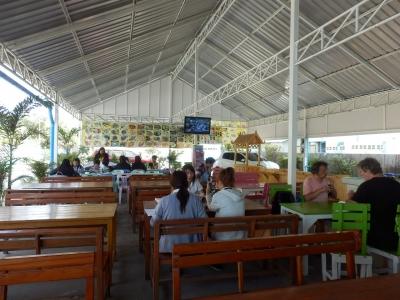 タイ・アユタヤでの食事22
