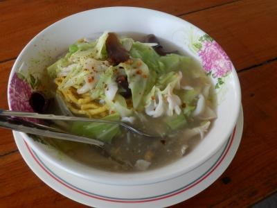 タイ・アユタヤでの食事23