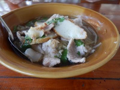 タイ・アユタヤでの食事24