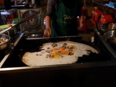 タイ・アユタヤでの食事27
