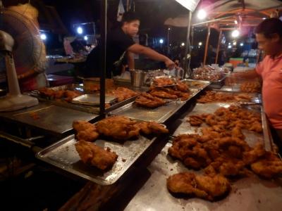 タイ・アユタヤでの食事28