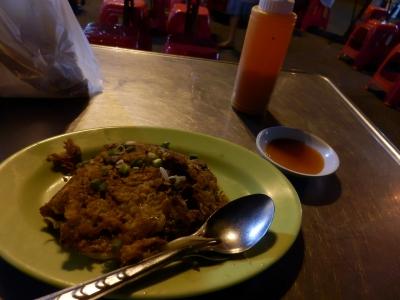 タイ・アユタヤでの食事29