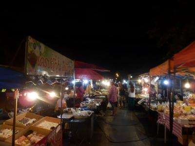 タイ・アユタヤでの食事30