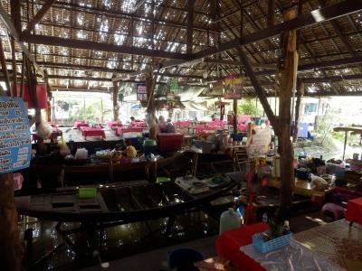 タイ・アユタヤでの食事34