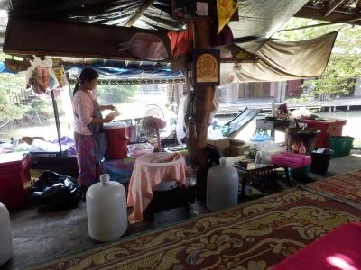 タイ・アユタヤでの食事36