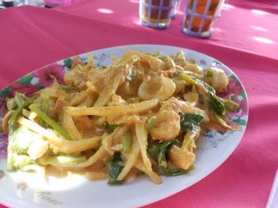 タイ・アユタヤでの食事37