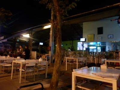 バンコク:空港周辺での食事1