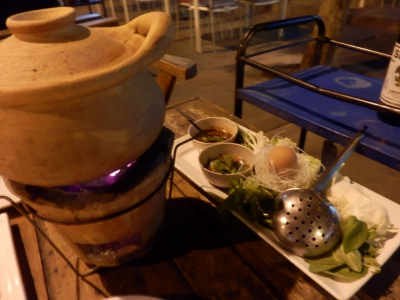 バンコク:空港周辺での食事3