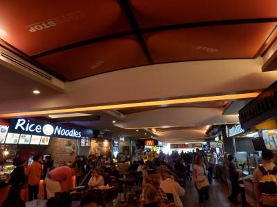 バンコク:空港周辺での食事7