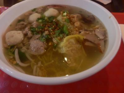 バンコク:空港周辺での食事10