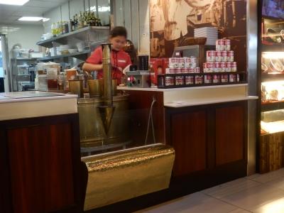 バンコク:空港周辺での食事13