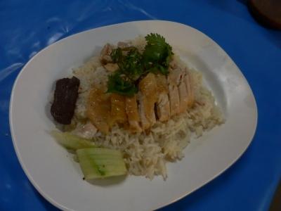 タイ・チェンライでの食事3