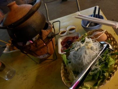 タイ・チェンライでの食事7