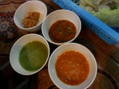 タイ・チェンライでの食事18