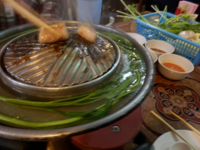 タイ・チェンライでの食事19