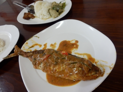 タイ・チェンライでの食事22