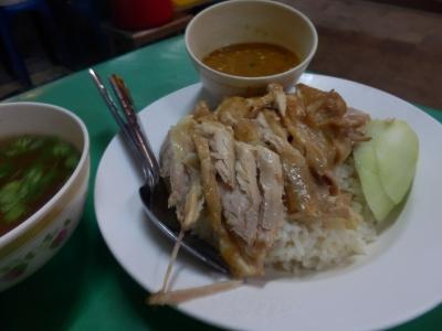 タイ・チェンライでの食事10