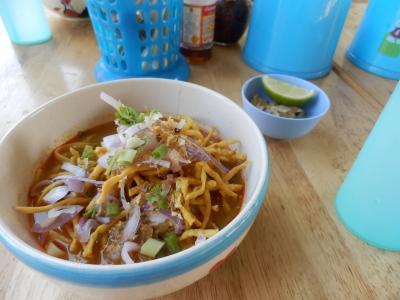 タイ・チェンライでの食事14