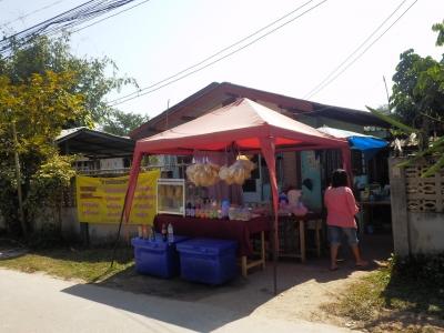 タイ・チェンライでの食事15