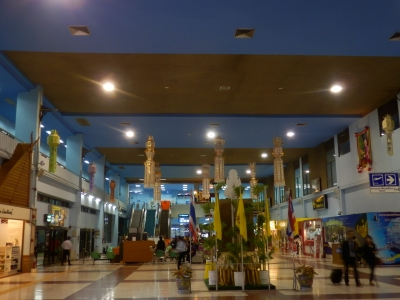 タイ航空「チェンライ→バンコク」1