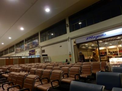 タイ航空「チェンライ→バンコク」2