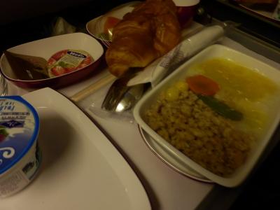 タイ航空「バンコク→成田」5