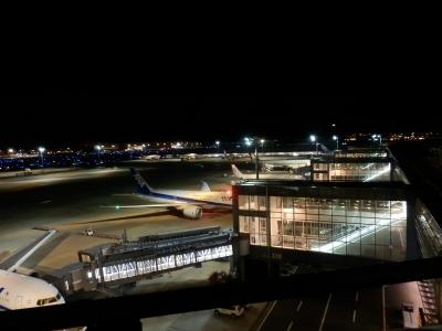 羽田空港国際線ターミナル「SKY LOUNGE ANNEX」1