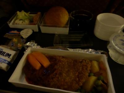 シンガポール航空「SQ635 羽田→シンガポール」2
