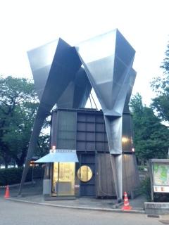 上野の交番