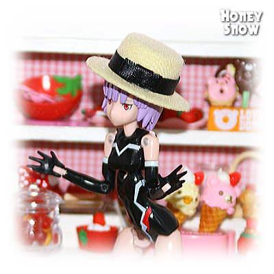 1/12サイズ/カンカン帽 武装神姫、figma、オビツ11、ピコニーモ