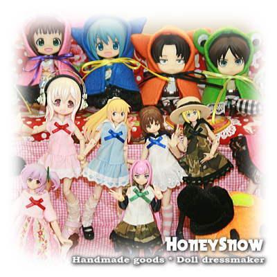 9/15【ドールショウ41】 HoneySnow