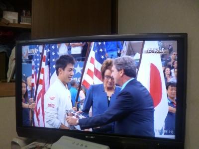 錦織くん全米オープン準優勝