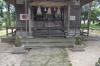 八幡宮狛犬?