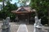 勅願葦原神社狛犬