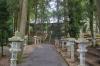 西山春日神社拝殿