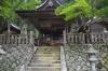 西山春日神社本殿
