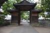 一宮神社神門