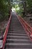 弥谷寺階段