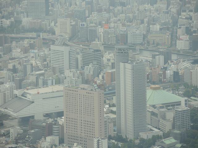 N1134両国国技館と江戸博物館