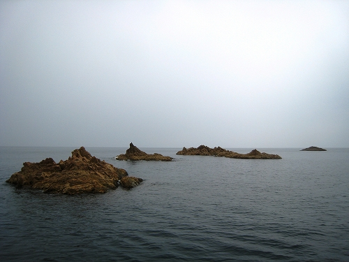浦富海岸遊覧船