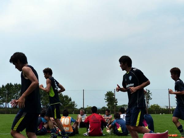 20140629雁ノ巣円陣