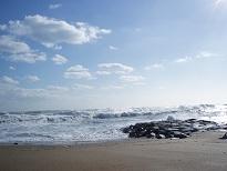 太陽の里海