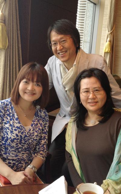 池田千恵公式ブログ iプラ・時間美人・Before 9主催、自分企画力で私をいっそう楽しもう!-nakayamafusai2
