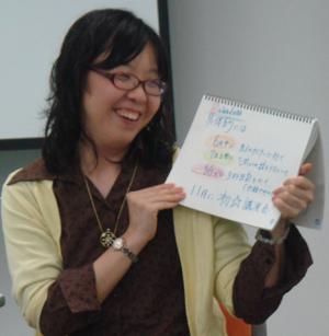 池田千恵公式ブログ iプラ・時間美人・Before 9主催、自分企画力で私をいっそう楽しもう!-ayako