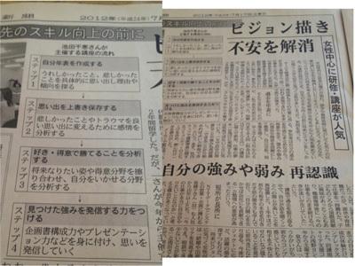 池田千恵公式ブログ iプラ・時間美人・Before 9主催、自分企画力で私をいっそう楽しもう!-nikkei