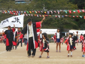 2014ふれあい運動会8